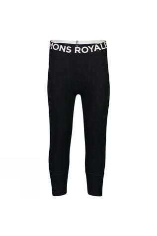 Mons Royale Mens Shaun-Off 3/4 Legging Black