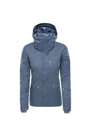 The North Face Womens Lenado Jacket 2018 Grisaille Grey Heather