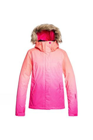 Roxy Womens Jet Ski SE Jacket Beetroot Pink Prado Gradient