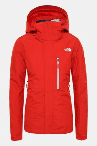 The North Face Womens Garner Triclimate Jacket Fiery Red