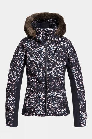 Roxy Womens Snowstorm Jacket True Back Izi