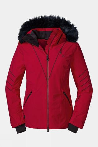 Schoffel Women's Canazei Ski Jacket Red