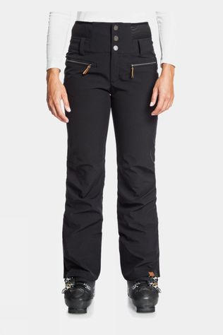 Roxy Womens Rising High Pant True Black