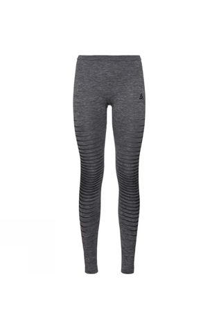 Odlo Womens Performance Light Long Pant Grey Melange