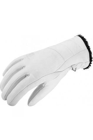Salomon Womens Native Glove White / Black Lining