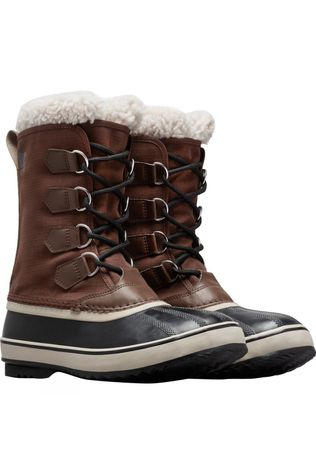 Sorel 1964 Pac Nylon Boot Tobacco, Black