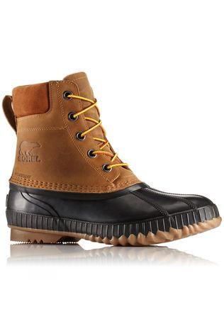 Sorel Buxton Lace Men's Boots, Dark Brown, 8: .au