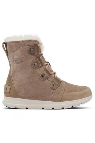 Sorel Womens Explorer Joan Boot Ash Brown