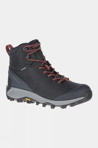 Merrell Womens Thermo Glacier Mid WP Boot Black