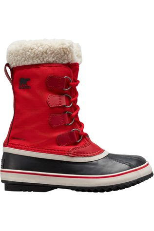 Sorel Womens Winter Carnival Boot Mountain Red