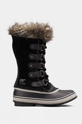 Sorel Womens Joan of Arctic Boot Black, Quarry