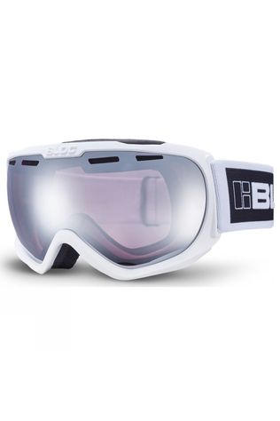 Bloc BOA Goggle Matt White/Light Purple Mirror Silver