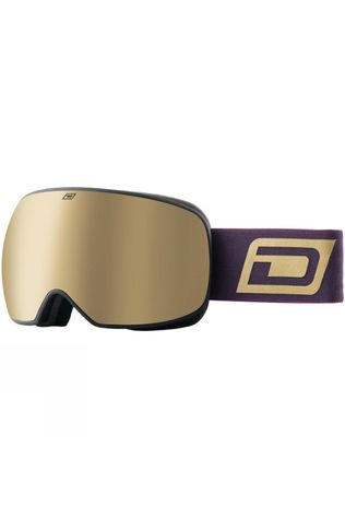 Mens Mutant Prophecy Goggle Gold