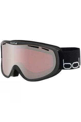 Bolle Womens Sierra Goggle Shiny White & Black / Vermillion Gun