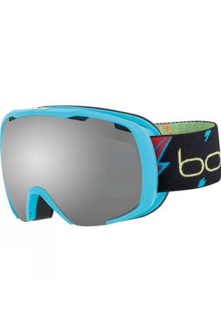 Bolle Kids Royal Goggle Matte Blue Flash / Black Chrome