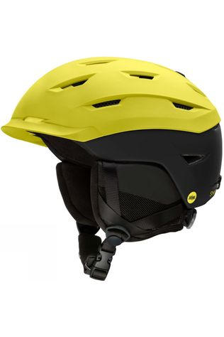 Smith Mens Level MIPS Helmet Matte Street Yellow / Black