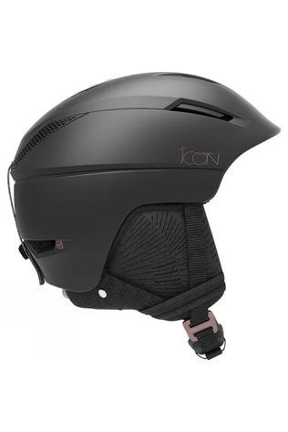 Salomon Womens Icon 2 Custom Air Helmet Black