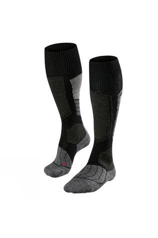 Falke Mens SK1 Ski Sock Black Mix