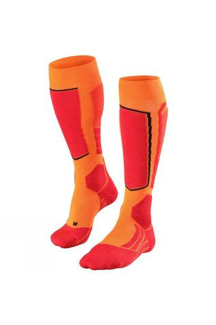 Falke Mens SK2 Ski Sock Flash Orange