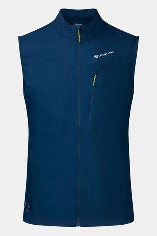 Montane Mens Featherlite Trail Vest Narwhal Blue
