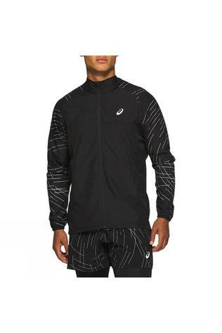 Asics Night Track Jacket Black