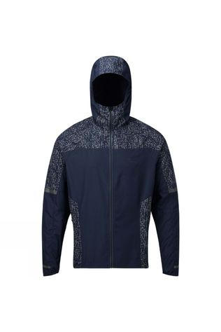 Ronhill Men's Life Night Runner Jacket Deep Navy/Reflect