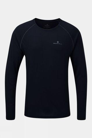 Ronhill Men's Core L/S Tee Black