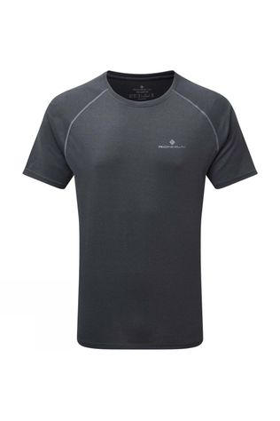 Ronhill Men's Core Tee Charcoal Marl