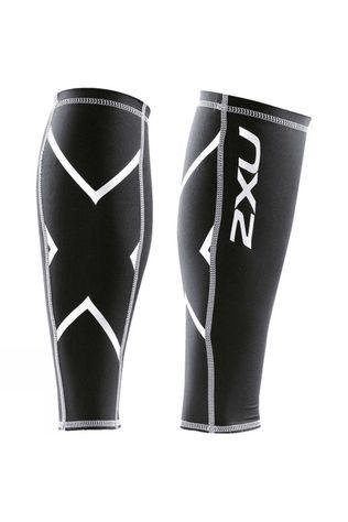 2XU Unisex Calf Guard Black
