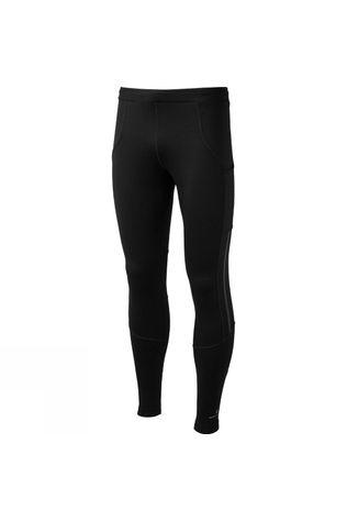 Ronhill Mens Stride Stretch Running Tights All Black