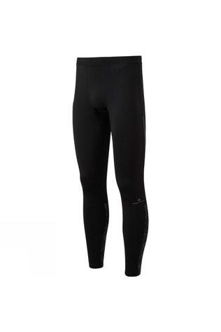 Ronhill Men's Life Night Runner Tight Black/Reflect