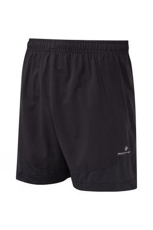 Ronhill Momentum Unlined 5in Shorts All Black