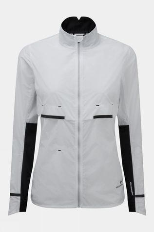 Ronhill Womens Tech Tornado Jacket White/Black