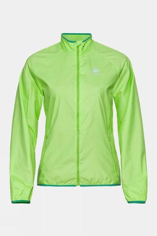 Odlo Womens Element Light Jacket Tomatillo
