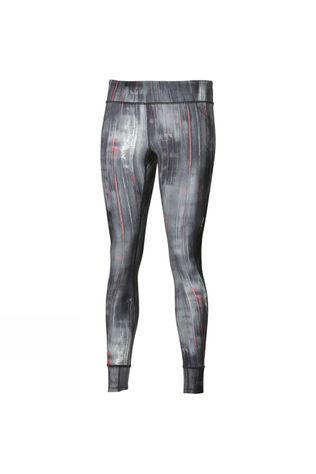 Asics Women's Graphic Tight 28 in Grey