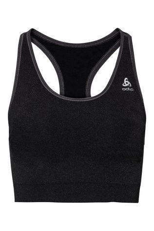 Odlo Seamless Medium Ceramicool Sports Black Melange