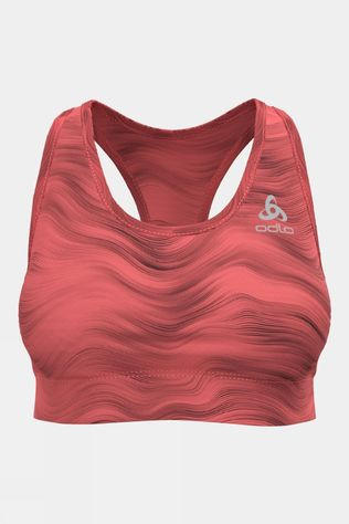 Odlo Womens Essential Print Bralette Siesta Graphic