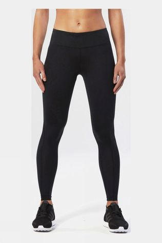 2XU Women's Mid-Rise Compression Tights Black/Zephyr Chrome