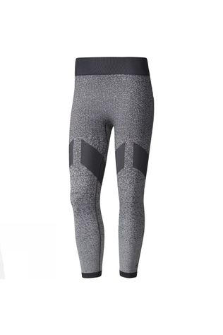 Adidas Womens Seamles 3/4 Tights Black/Grey Two F17