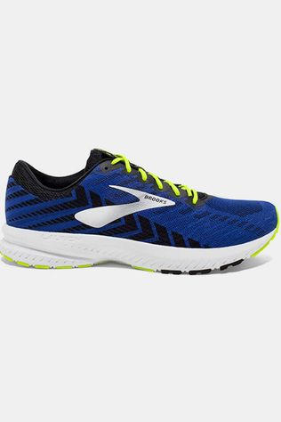 Brooks Mens Launch 6 Blue/Black/Nightlife