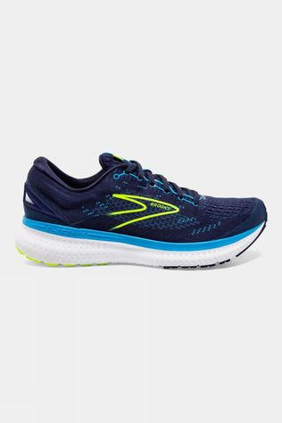 Brooks Men's Glycerin 19 Wide Navy/Blue/Nightlife