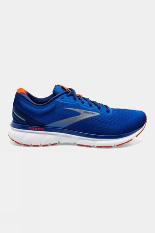 Brooks Men's Trace Blue/Navy/Orange
