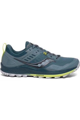 Saucony Mens Peregrine 10 Shoe STEEL