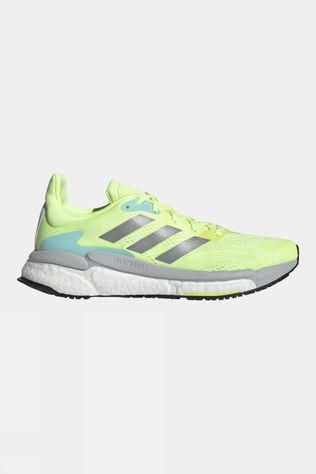 Adidas Womens Solarboost 3 Hi-Res Yellow/Silver Metallic/Dash Grey