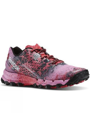 REEBOK Womens All Terrain Thrill ICONO PINK/FEARLESS PINK/ALLOY BLACK/WHITE