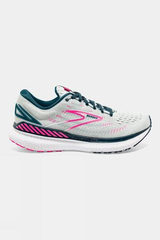 Brooks Womens Glycerin GTS 19 Ice Flow/ Navy