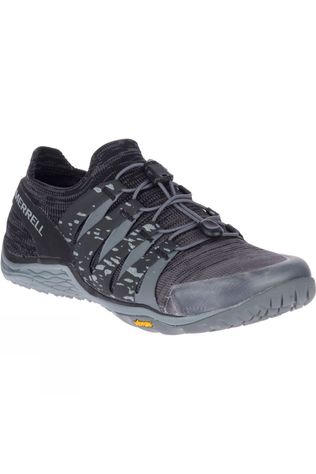 Merrell Womens Trail Glove 5 3D Shoe Black