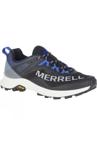 Merrell Womens MTL Long Sky Shoe Black / Dazzle