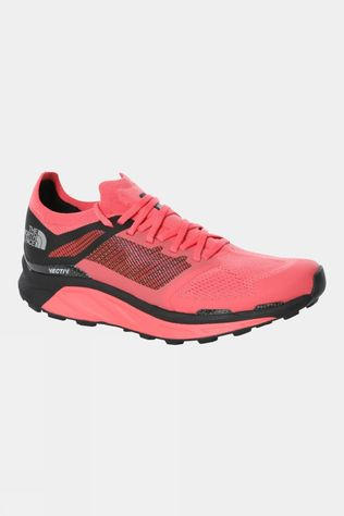 The North Face Womens Flight Vectiv Shoe Fiesta Red/TNF Black