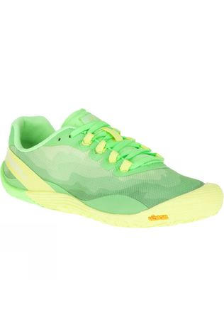 Merrell Womens Vapor Glove 4 Shoe Sunny Lime